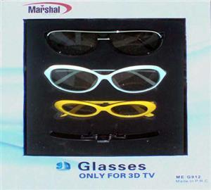 Marshal ME-G912H 3D Glasses